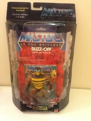 Masters of the Universe MOTU Commemorative Series Buzz-Off Action Figure