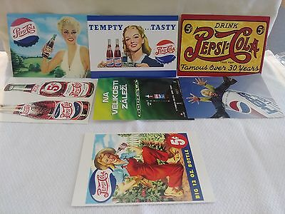 pepsi nice set of post cards
