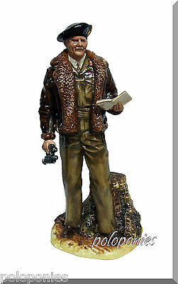 ROYAL DOULTON Field Marshall Montgomery HN3405 - Men of History Series