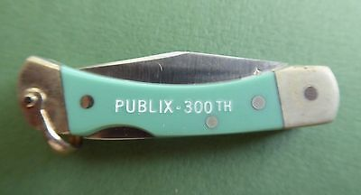 Publix 300th Store Opening Pocket Knife, Rare.