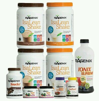 Beat the winter blues! Isagenix 30-day Cleanse Pk. Your Healthy Lifestyle