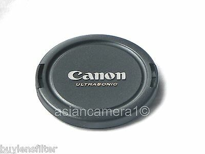Snap-on Front Lens Cap For Canon EF-S 18-135mm f/3.5-5.6 IS STM Lens Dust Cover