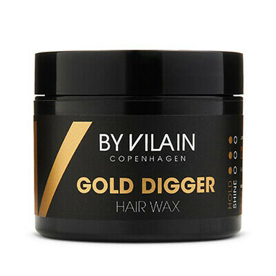 BY VILAIN Gold Digger Professional Hair Wax 2.2oz FREE SAME DAY Shipping NEW