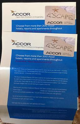 New $200 Escape Voucher For Accor Hotels Valid Until  11/2016