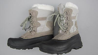 """Kids Boots   """" Natural """"     Size 6"""