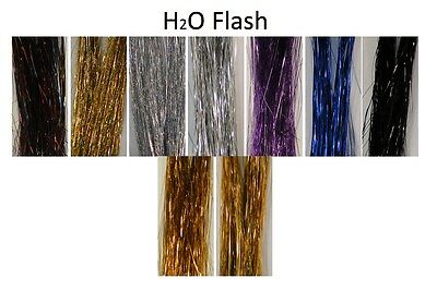 H2O Flash Tinsel Fly Tying Material