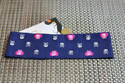 Headbands - Ladies (Love ) RocketatCoolumBeach material one size