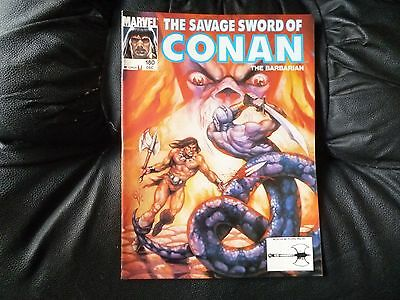 Savage Sword of Conan # 180 in excellent condition