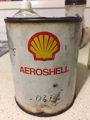 Shell Areoshell Grease 8 Tin 1kg