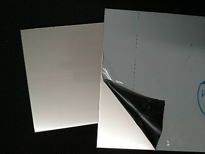 stainless steel sheet 2B finish grade 304 - 1.5mm 2mm & 3mm various sizes