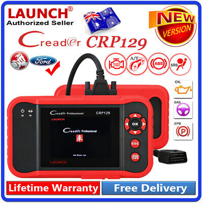 LAUNCH X431 ProS Mini OBD2 Scanpad Diagnostic Scanner Scan Tool Full Car Model