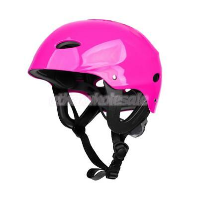 M/L Safety Helmet with Air Vents for Wakeboarding Kayaking Boating Canoeing