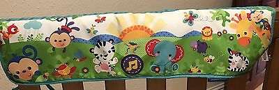 Fisher-Price Rainforest Friends Crib Rail Soother
