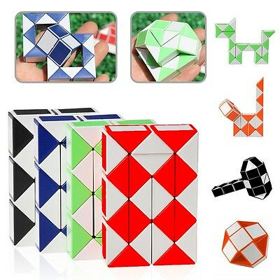 Snake Magic 3D Cube Game Puzzle Toy Party Travel Child Gift