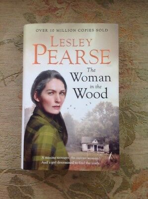 The woman in the wood by Leslie pearse