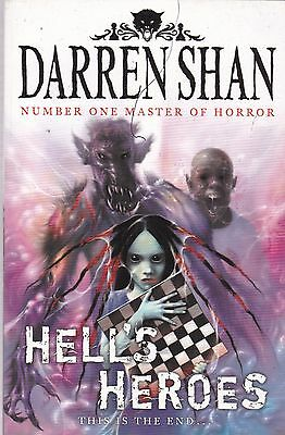 Darren Shan Hell's Heroes, Paperback New