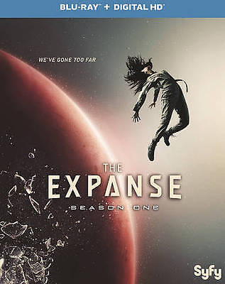 The Expanse: Season 1 [Blu-ray] New DVD! Ships Fast!