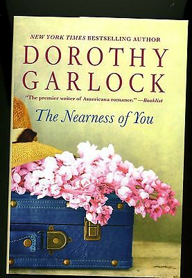 """Large Print  """"The Nearness of You""""  by Dorothy Garlock (2017)  HB/DJ"""
