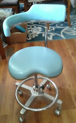 Posture Comfort Dental Assistant Chair - Tattoo Chair Den Tal Chair Company