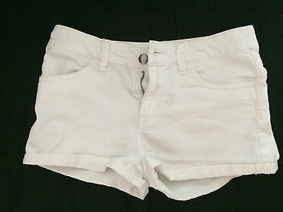 Short Blanc Taille 34