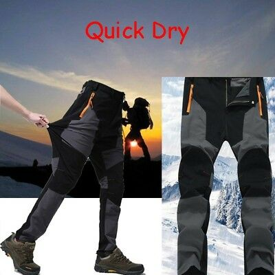 Hiking Pants Breathable Outdoor Sports Windstopper Ultra-light Trekking Trousers