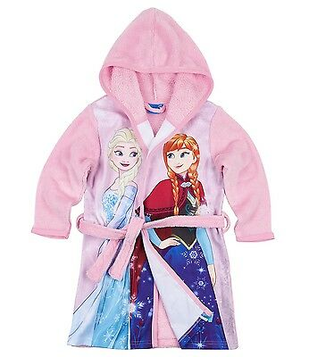 Disney Frozen Eiskönigin Bademantel 98 / 104 / 110 / 116 / 128 / 140 NEU