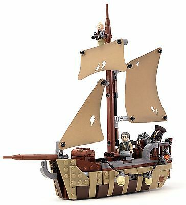 Custom LEGO The Dying Gull Pirates of the Caribbean Instructions PDF
