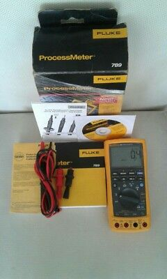 Fluke 789 Processmeter Process Brand New