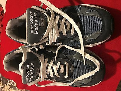 375bab206ed6d NIB Men's New Balance 993 Made In USA Running Shoes Sneakers All  Sizes+Widths