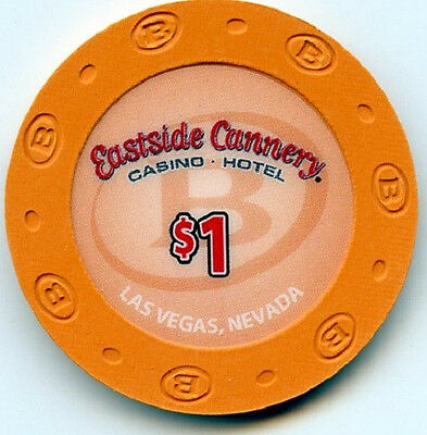 $1 Eastside Cannery Las Vegas -- NEW RELEASE -- Casino Chip