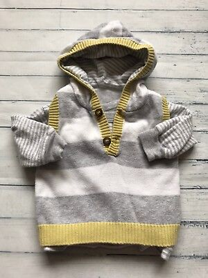 Baby Boys Clothes 0-3 Months - Cute Jumper Top