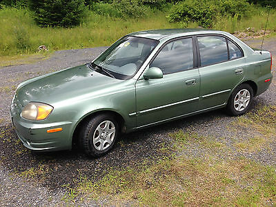 2003 Hyundai Accent GL 2003 Hyundai Accent GL Sedan Original Owner 96K No accidents Clean LOWER PRICE