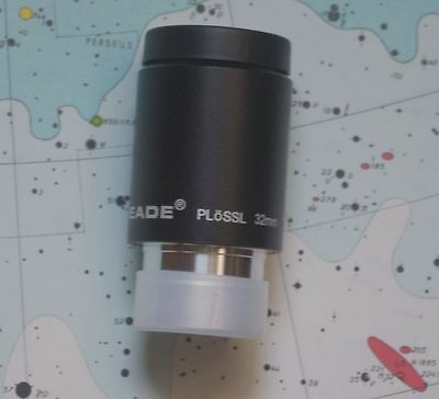 NEW 32mm Meade Series 4000 Plossl telescope eyepiece