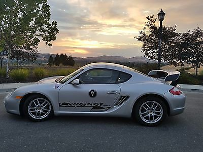2007 Porsche Cayman Base Most exotic sports car for the money