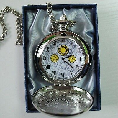 Dr. Who Doctor Who (David Tennant) The Master's Fob Watch Metal Pocket Watch