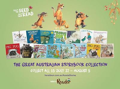 Great Australian Storybook Collection (15 Best Selling Children's Books) *New*