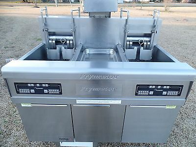 Frymaster FootPrint Electric Deep Fryer Model#: FMRE217BLSC, 480V 3Ph Xtra CLEAN