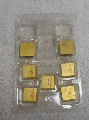 Kennametal   Ceramic  Inserts    Spg438 Rw4   Grade   Kc850     Pack Of 7