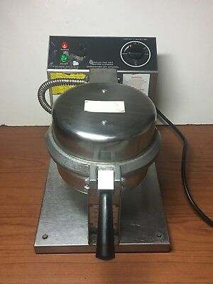 "Gold Medal Model 5020 Commercial 8"" Giant Waffle Cone Baker"