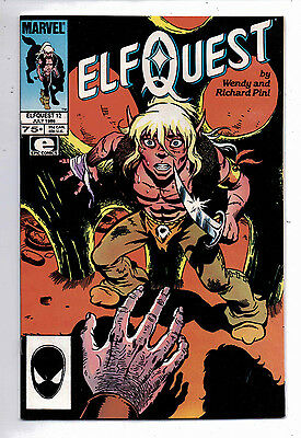 ElfQuest,Vol. 2, #12 and #13, Epic(Marvel), 1986, VF-NM, by Wendy+Richard Pini
