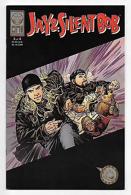 Jay and Silent Bob, 3 of 4 comic book, from back in 1998. Written by Kevin Smith