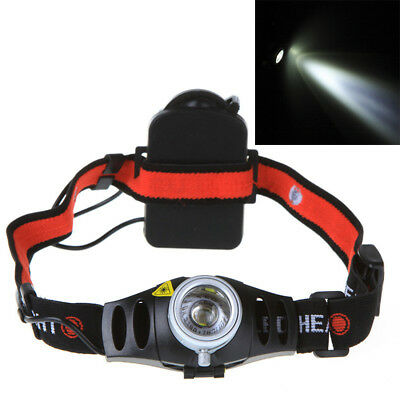Portable Hiking Camping LED Tent Lantern Headlight Rechargeable Outdoor Mini