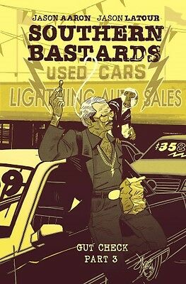 Southern Bastards #17 Cover A -- Image Comics 2017