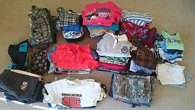 Bulk boys size 3 clothes 95+ items (+ some size 4 tshirts)
