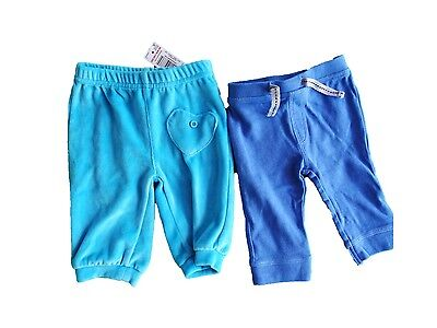 Two pair of Baby Trousers 0-3 months