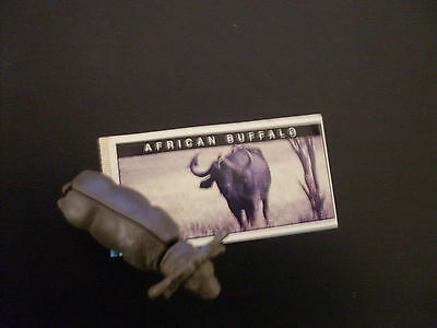 Yowie Yowies Series 5 African Buffalo With Paper Intact