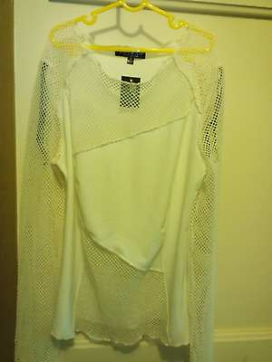 womans long sleeve top BNWT SIZE 12