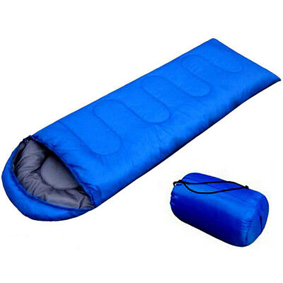Ultra-Light Outdoor Waterproof Sleeping Bag Adult Blanket For Camping Hiking New