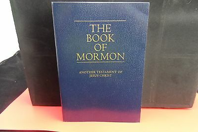 The Book of Mormon: Another Testament of Jesus Christ  FREE POST