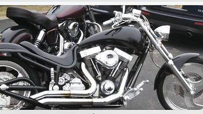2001 Bourget  Bourget Motorcycle